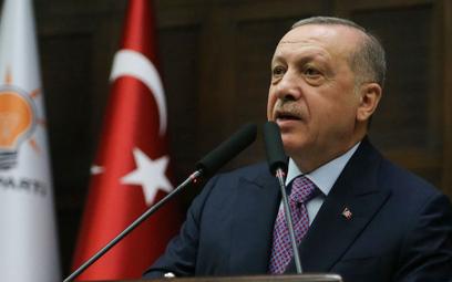 Erdogan: Turcja nie poradzi sobie z kolejnymi uchodźcami