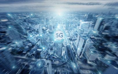 Sieć 5G przyspieszy rozwój inteligentnych miast