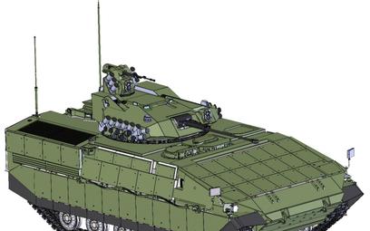 BMPW Babilon. Nowy ukraiński bwp nabiera kształtów