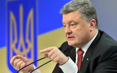 Poroszenko obiecuje powrót do reform
