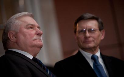 Lech Wałęsa i Leszek Balcerowicz: Co jest najważniejsze w obecnej sytuacji Polski?