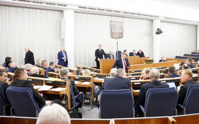 Senat walczy o Polonię