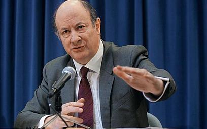 Jacek Rostowski, minister finansów