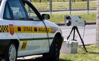 Straż miejska straci mobilne fotoradary, będzie je miała tylko policja