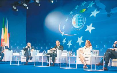 Karpacz centrum wydarzeń gospodarczych i politycznych