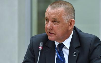 Marian Banaś w Sejmie. Kłótnia na posiedzeniu komisji
