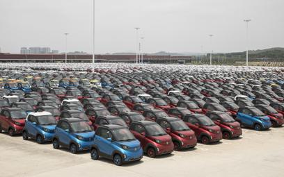 Europejczycy inwestują w samochody elektryczne w… Chinach