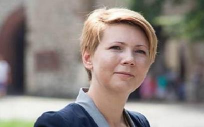Małgorzata Kalinowska-Klimek, fot. facebook.com/ IzbaGospodarczaHotelarstwaPolskiego