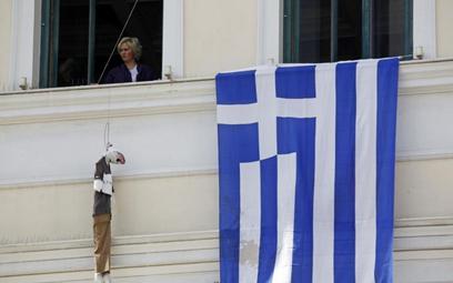 Nowe cięcia w Grecji