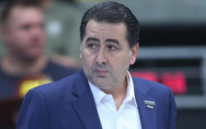 Ferdinando De Giorgi został rekordowo szybko zwolniony z posady selekcjonera.