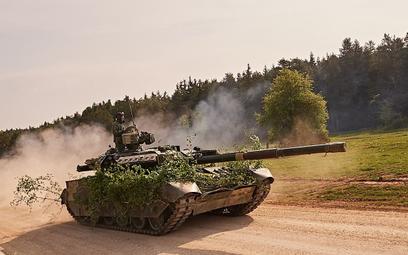 Problemy z produkcją czołgów T-84