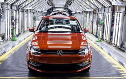 Volkswagen: skandal dotyczy nowych samochodów