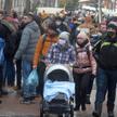 Po zniesieniu części obostrzeń tłumy ruszyły m.in na Krupówki