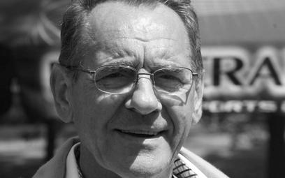 Nie żyje Ryszard Szurkowski. Miał 75 lat