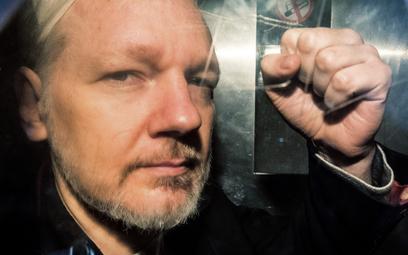 Szwedzki sąd odrzuca wniosek o zatrzymanie Assange'a