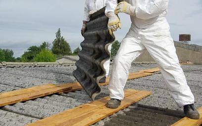 Na Mazowszu najwięcej wyrobów zawierających azbest znajduje się w Warszawie