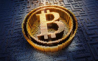 Coraz więcej bitcoina w bankach