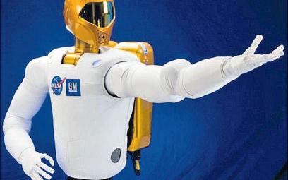 Robonaut 2 uczy się poruszać jak człowiek