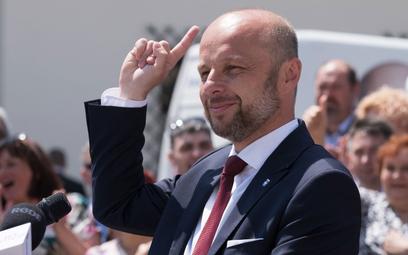 Wyniki wyborów z Rzeszowa: Konrad Fijołek wygrał w pierwszej turze