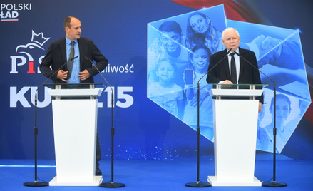 Jarosław Kaczyński na wspólnej konferencji z Pawłem Kukizem 14 czerwca tego roku stwierdził, że Kuki