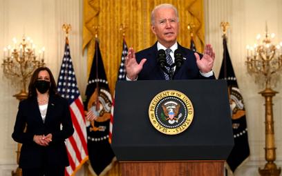 Gospodarcza agenda prezydenta Joe Bidena obejmuje odbudowę dróg, mostów, linii kolejowych oraz syste