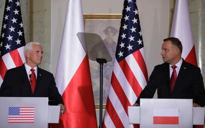 Premier i wiceprezydent USA podpisali deklarację o sieciach 5G