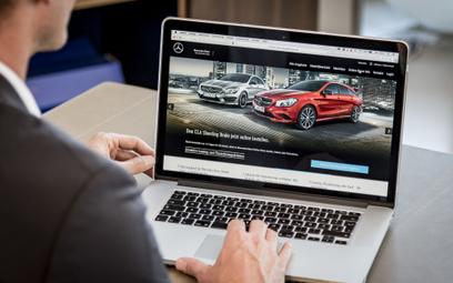 Przemysł samochodowy w zapaści. Czy sprzedaż przeniesie się do internetu?