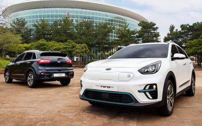 Kia Niro EV: Nowy elektryczny SUV