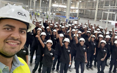 W tej fabryce pracują wyłącznie kobiety