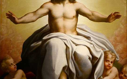 "Antonio Allegri zwany Correggiem ""Odkupiciel"" 1525-1530"