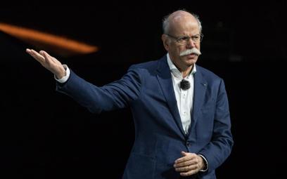 Były prezes Daimlera ma już nową pracę
