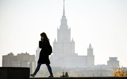 Największa liczba zakażeń koronawirusem SARS-CoV-2 wykrywana jest w Moskwie