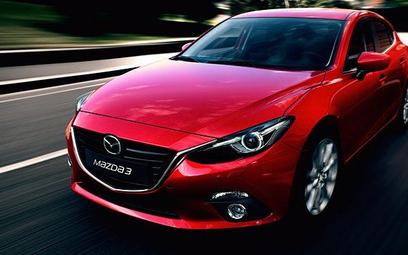 Mazda 3 to jeden z najlepiej sprzedających się modeli na Starym Kontynencie