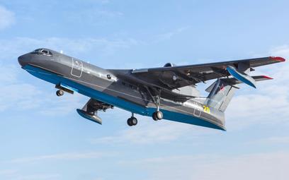 Głównym problemem hamującym produkcję Be-200 jest brak silników D-436TP, które są produkowane w koop