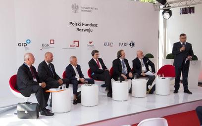 """Debata w Krynicy towarzy-szyła premierze polskiego wydania książki """"Własność pracowni- cza. Jak wspi"""