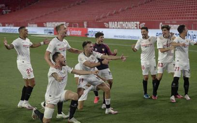 Liga hiszpańska znów gra: Sevilla pokonała Betis