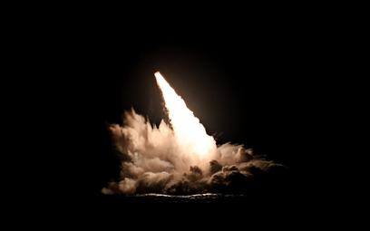 4 września 2019 r. –  okręt podwodny USS Nebraska (SSBN 739) wystrzeliwuje nieuzbrojony pocisk Tride