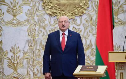 Macron: Łukaszenko musi odejść