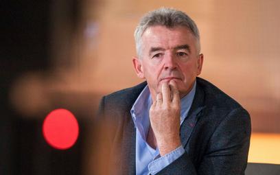 Michael O'Leary uważa, że w najbliższym sezonie popyt przerośnie podaż