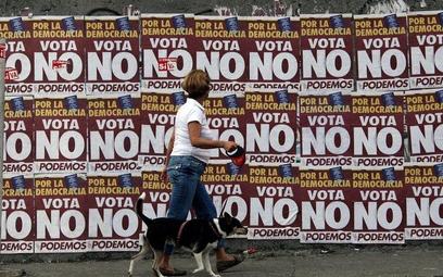 Czy Chavez będzie rządzić wiecznie