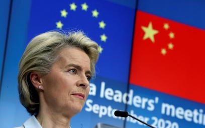 UE chce nowej równowagi w relacjach z Chinami