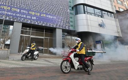Korea Płd.: Urzędnik walczący z epidemią członkiem sekty