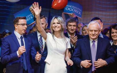 Miłe złego początki. Konwencja wyborcza kandydatki na prezydenta w 2015 roku, SLD demonstruje pełne