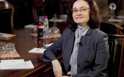 Prezes Banku Rosji Elwira Nabiullina z zarzutami