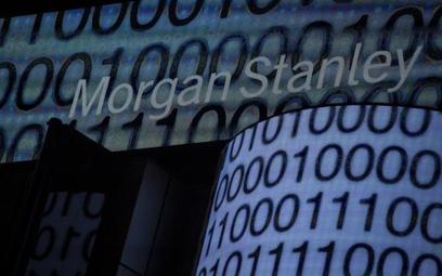 Morgan Stanley płaci 3,2 mld dol. za kryzys