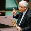 Jarosław Kaczyński zapowiedział zmianę systemu organizacji sądów