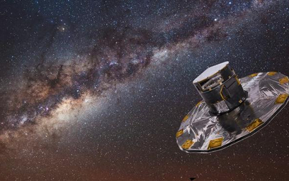 400 miliardów gwiazd w naszej galaktyce?
