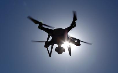 Zagubiony dron wywołał panikę na Łotwie. Uciekł z armii