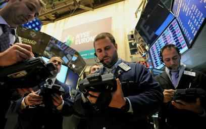 Huśtawka na Wall Street