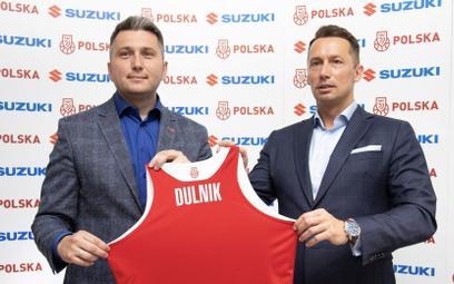 Suzuki wspiera pierwszą ligę koszykówki mężczyzn
